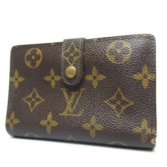 Louis Vuitton Handbags - LV M61674 Monogram Portefeiulle Bienova Wallet pvc